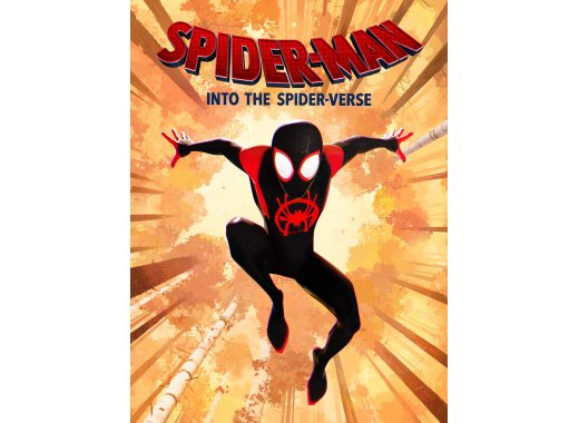 Movies @ the Library: Spider-man: Into the Spider-verse