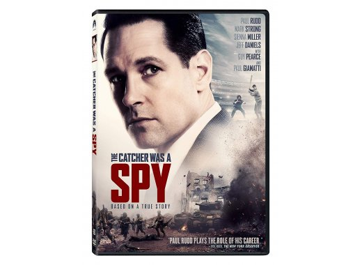 Movies @ the Library: The Catcher was a Spy