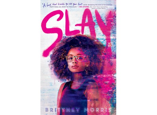 YA Book Discussion: Slay