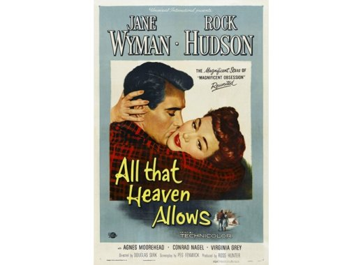 Central Library Friday Film Club: All That Heaven Allows