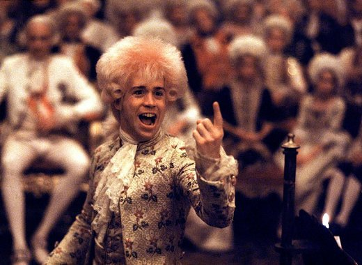 Central Library Friday Film Club: Amadeus (Lives of Famous Composers - Wolfgang Amadeus Mozart))