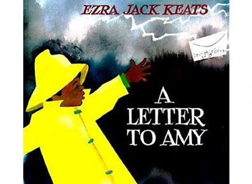 Book Adventures: A Letter to Amy by Ezra Jack Keats