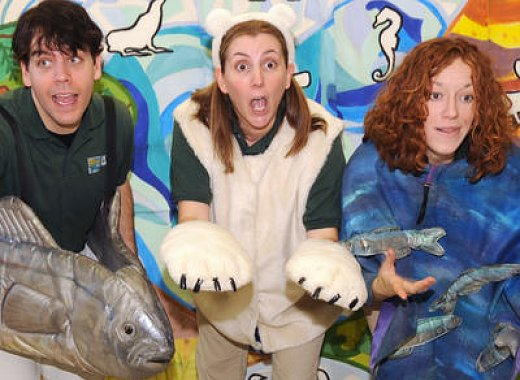 Events for Youth and Families: Polar Opposites by Wildlife Theater