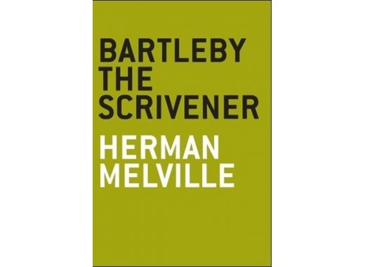 "Book Discussions: Classic Shorter Fiction (""Bartleby the Scrivener"")"