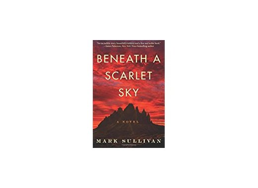 Book Discussion:  Beneath A Scarlet Sky by Mark Sullivan