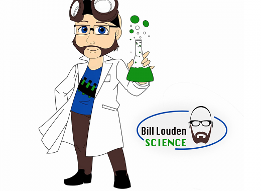 "Space Science! with ""Brainy Bill"" Louden"