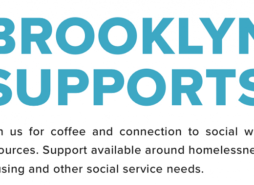 Brooklyn Supports: Coffee and Connection