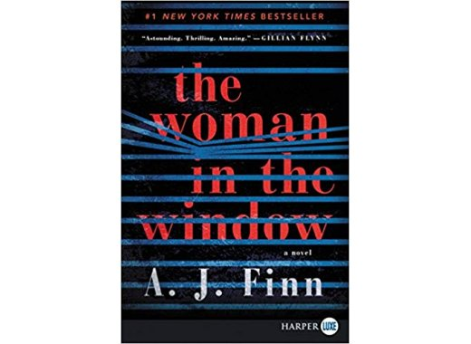 "Book Discussion: ""The Woman in the Window"" by A.J. Finn"