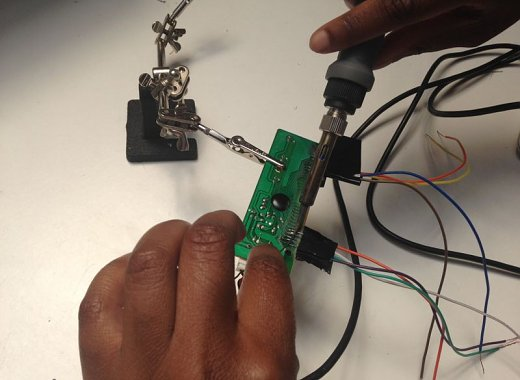 Teen Tech Week: Soldering
