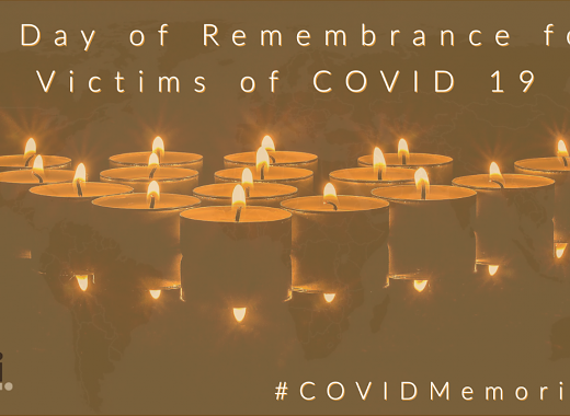 Covid Remembrance Candles
