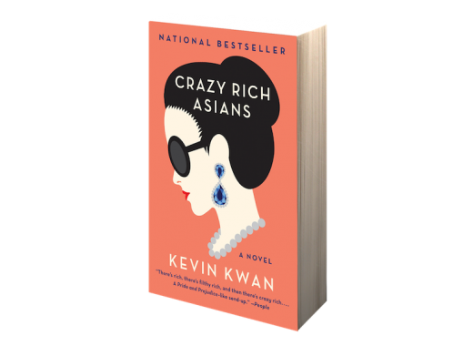 Book Discussion: Crazy Rich Asians by Kevin Kwan