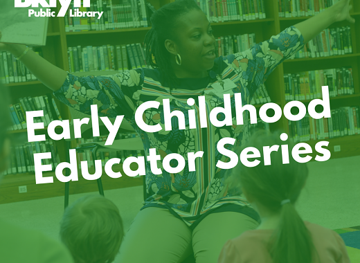 BKLYN Early Childhood Educator Series: Raising Race Conscious Children: Explicit Race Talk for Early Childhood Educators