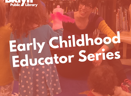 BKLYN Early Childhood Educator Series: Bodies, Curiosity and Touching
