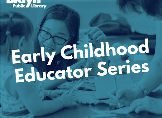 BKLYN Early Childhood Educator Series: Hands-On Art for Young Children