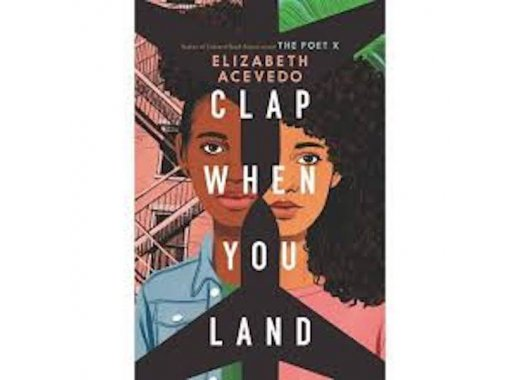 YA Book Discussion: Clap When You Land