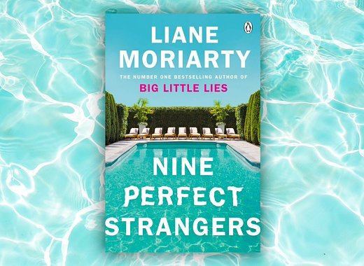 Book Club: Nine Perfect Strangers by Liane Moriarty