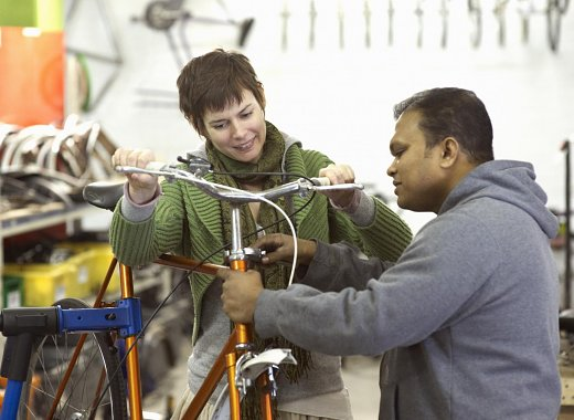 Fixing to Ride: Drop-In Bike Check