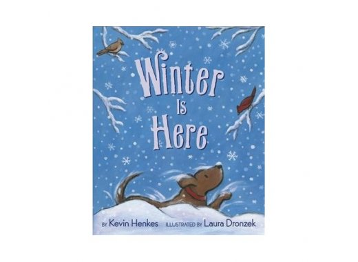 Book Adventures : Winter is Here by kevin Henkes