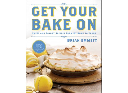 CookBook Club: Get Your Bake On by Brian Emmett
