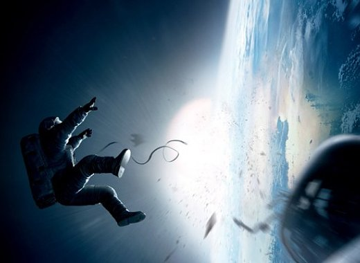 Movies @ The Library: Gravity (PG 13)