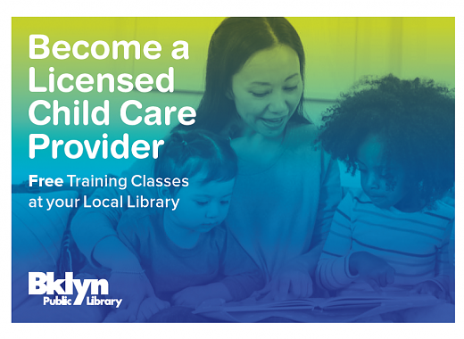 Growing Providers: Community Child Care Development Information Session