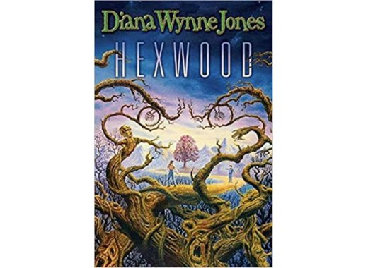 "Adult Book Club/Discussion: ""Hexwood"" by Diana Wynne Jones"