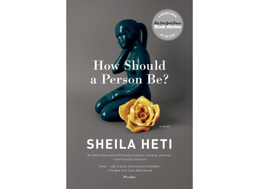 Book Discussion: How Should a Person Be? by Sheila Heti