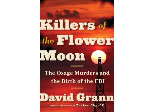 Book Discussion: Killers of the Flower Moon