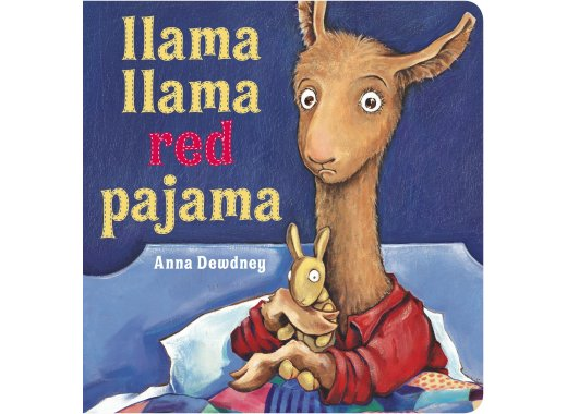 Celebrate Reading- Llama Llama Pajama Party