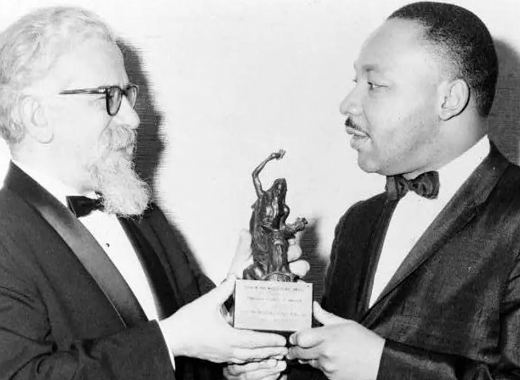 Kids Explore: Martin Luther King Jr. and Rabbi Abraham Joshua Heschel
