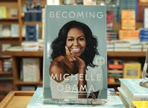 "Book Raffle "" BECOMING"" by Michelle Obama"