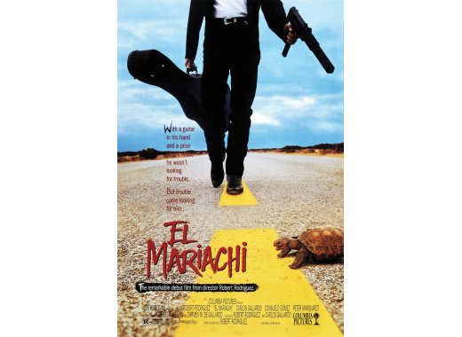Movies from the Wild, Wild West : El Mariachi
