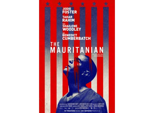 The Mauritanian Film & Talk with Mohamedou Ould Slahi, Hollander, Rahim &  Siems
