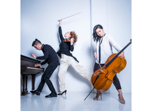 Music for Autism with Merz Trio