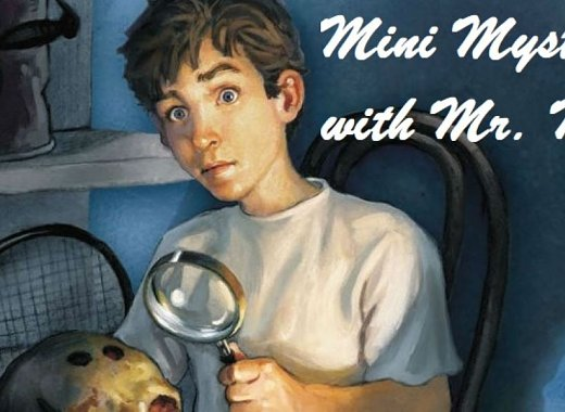 Storytime: Mini Mysteries with Mr. Mike Presents Encyclopedia Brown