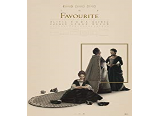 "Movies @ the Library: ""The Favourite"""
