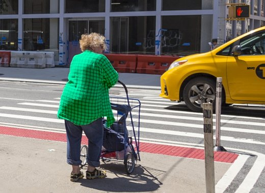 Streetwise Pedestrian Safety for Older Adults