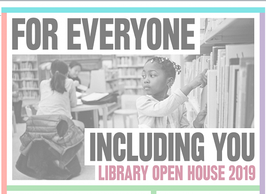 Library Open House 2019