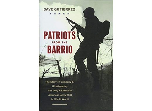 PATRIOTS FROM THE BARRIO Book Discussion