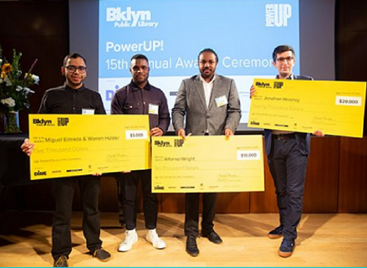 You Can Do It Too! Entrepreneur Series:  Meet the PowerUP! Winners