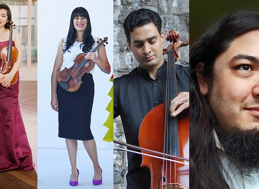 Classical Interludes: Ayane Kozasa, Melissa Reardon, Raman Ramakrishnan, and Paul Wiancko