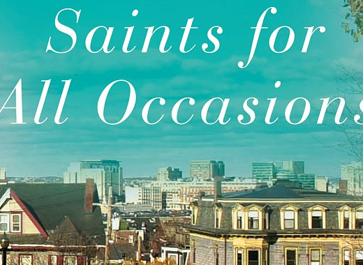 Adult Book Discussion: Saints for All Occasions (Sullivan)
