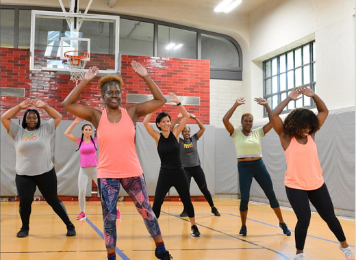 Shape Up NYC: Dance Fitness Fusion