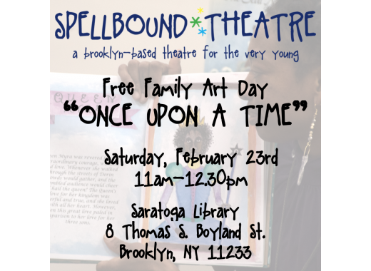Spellbound Theatre: Free Family Art Day