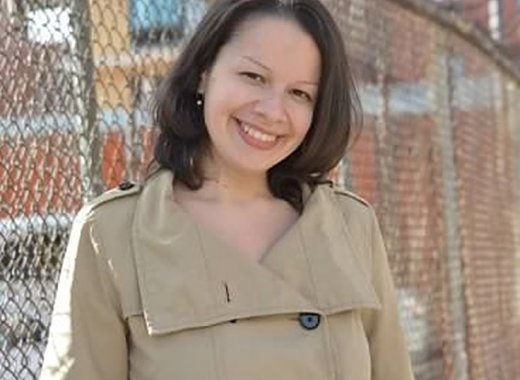 Ken Siegelman's Poetry Outreach Presents Stephanie Laterza