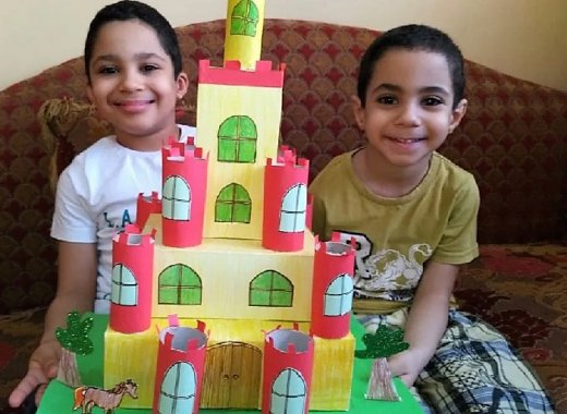 Borough Park Presents: Storybook Castles - Archforkids