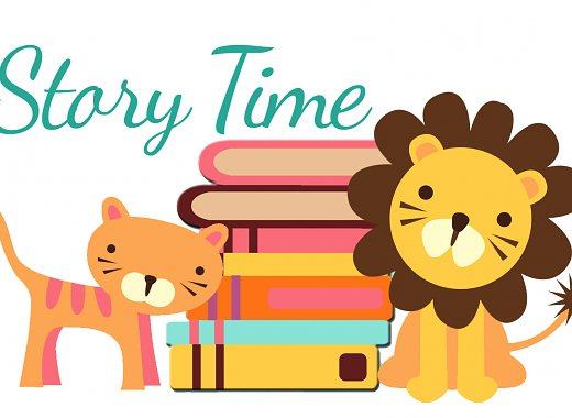 Local Author Saturday Storytime