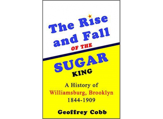 Book Discussion in Domino Park: The Rise and Fall of the Sugar King