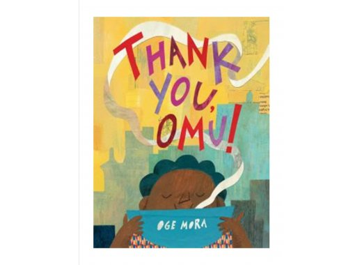 Read for the Record: Thank You, Omu!