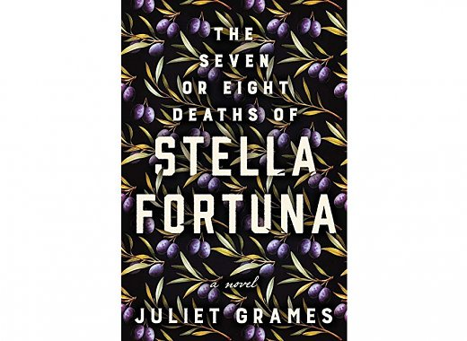 Book Discussion - The Seven or Eight Deaths of Stella Fortuna by Juliet Grames